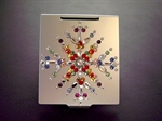Picture of Decoration with Swarovski Crystals - Makeup Mirror