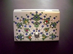 Picture of Decoration with Swarovski Crystals - Business card box