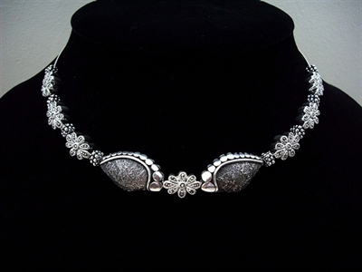 Picture of Marcasite with 925 Silver Components