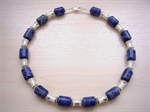 Picture of Sodalite and 925 Silver Components