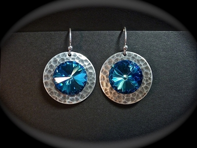 Picture of Swarovski rings and earrings