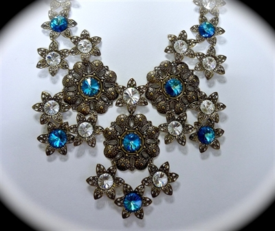 Picture of Royal Swarovski necklace