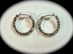 Picture of Swarovski earrings