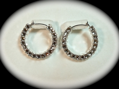 Picture of Swarovski earrings