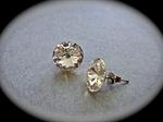 Picture of Swarovski stud earrings