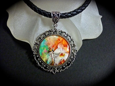 Picture of Floral Pendant