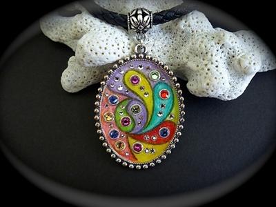 Picture of Prismacolor pencils pendant