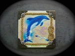Picture of Wall decor - Dolphins