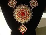 Picture of Swarovski necklace