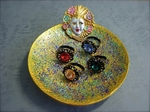 Picture of Decorative plate for jewelry